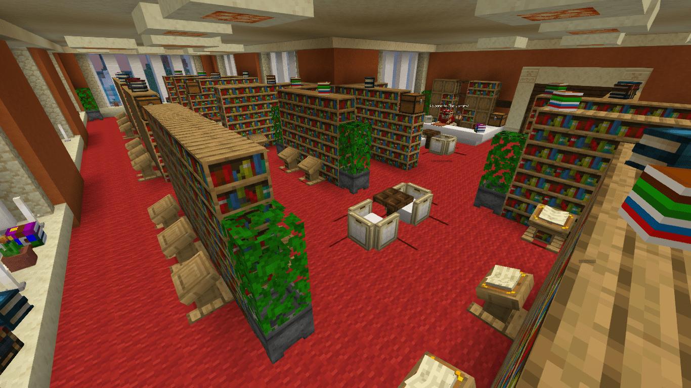 Minecraft Library - Minecraft Stories - Minecraft Lore - TogetherCraft