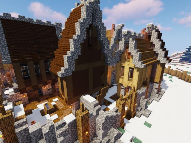 Adult Minecraft Server | Minecraft Survival Server | TogetherCraft