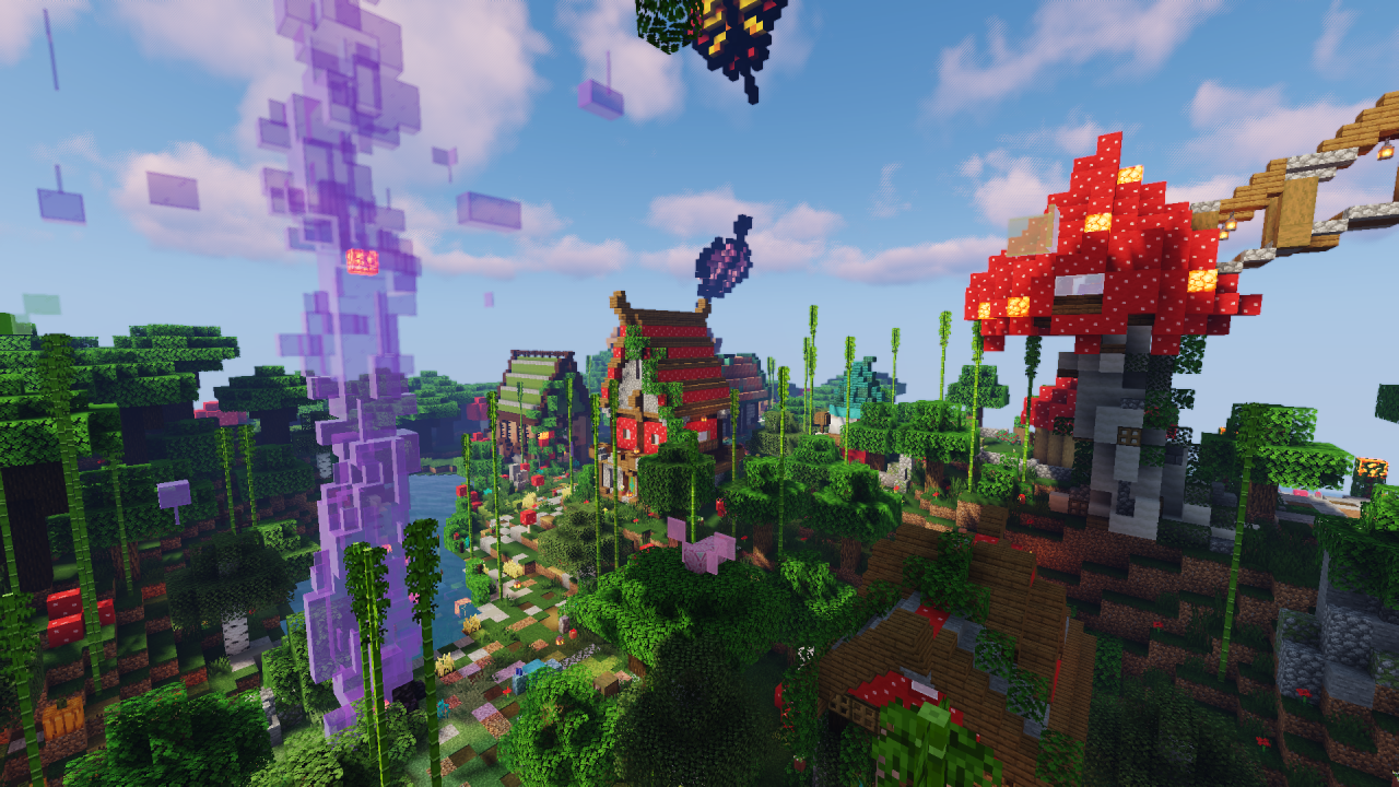 Minecraft Fantasy