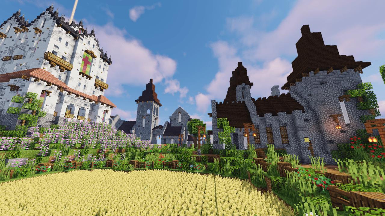Minecraft Medieval