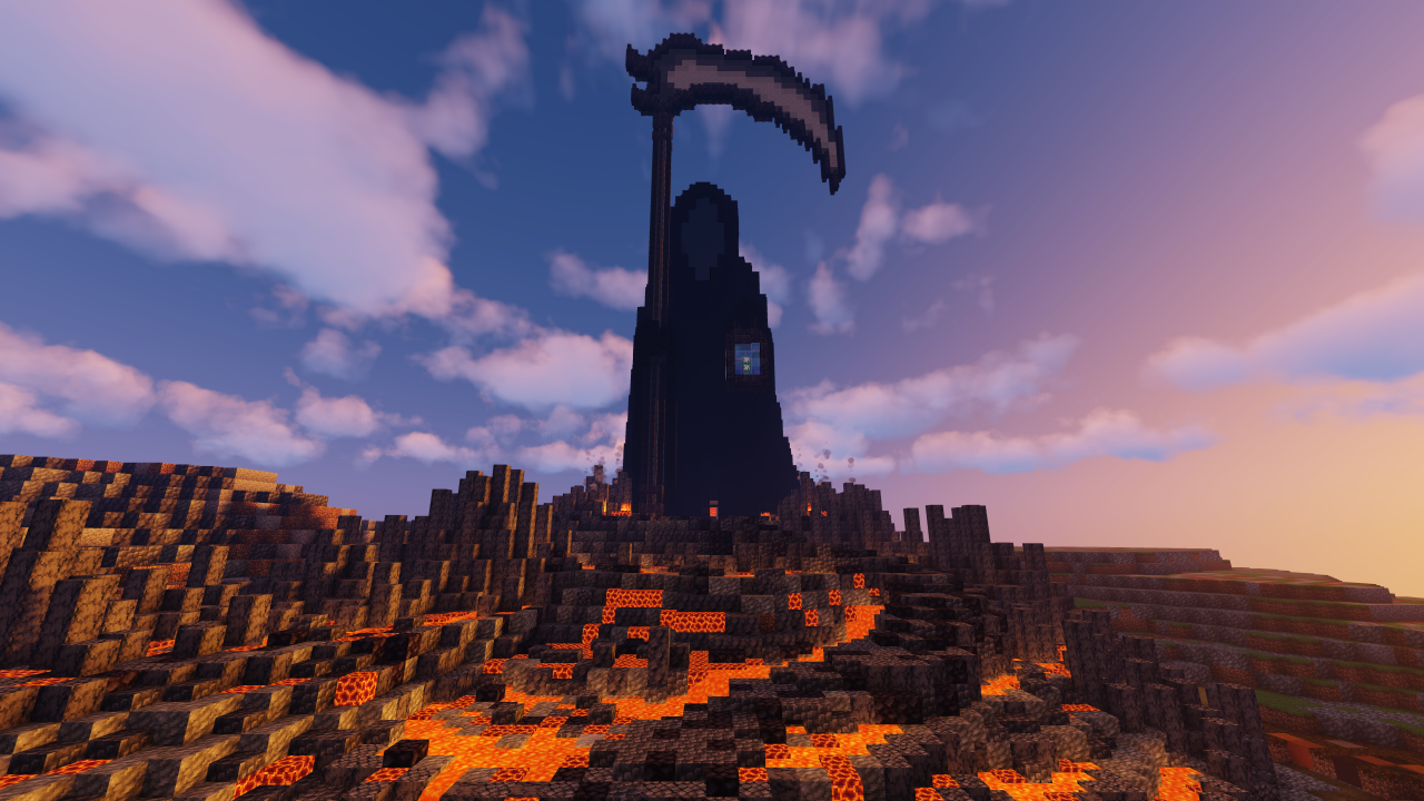 Minecraft Grim Reaper